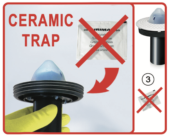 How Do I Replace The Trap On A Urimat Urinal Ecoprod