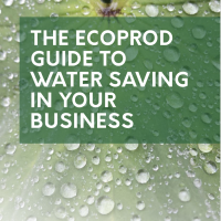 Ecoprod guide to saving water in your business cover