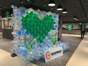 Welcoming delegates to the Ecoprod Ecosummit