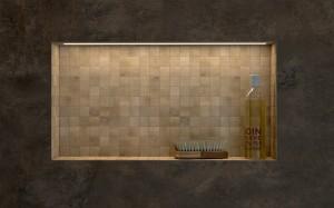 Bath built-in Box 2