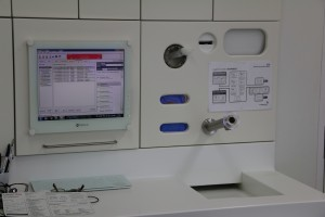 miscea taps in Prais Dental Practice