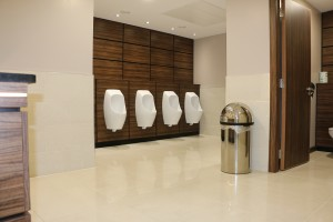 URIMAT waterless urinals