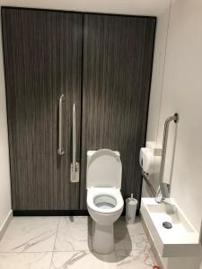 disabled toilet in dukes court